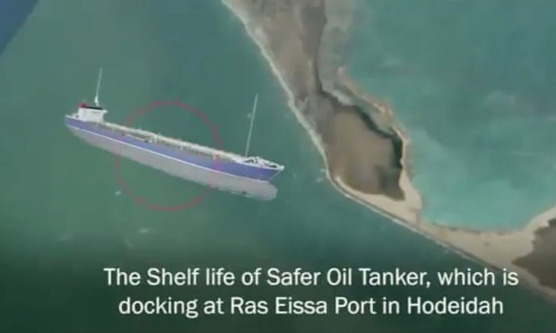 Safety first always! – Experts fear deserted oil tanker off Yemen could explode