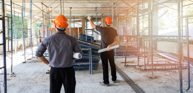 Who is responsible for the safety of contractors on your site?