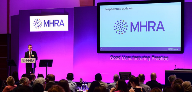 Cogent Skills Attends the MHRA Symposium in London