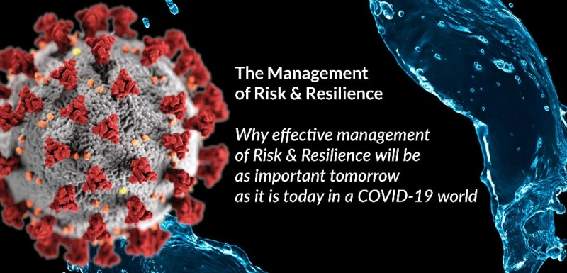FREE WEBINAR: Managing Post-COVID Challenges in the Water Industry
